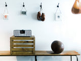 Revo SuperSystem Radio and Music Streamer - Matt Black & Silver