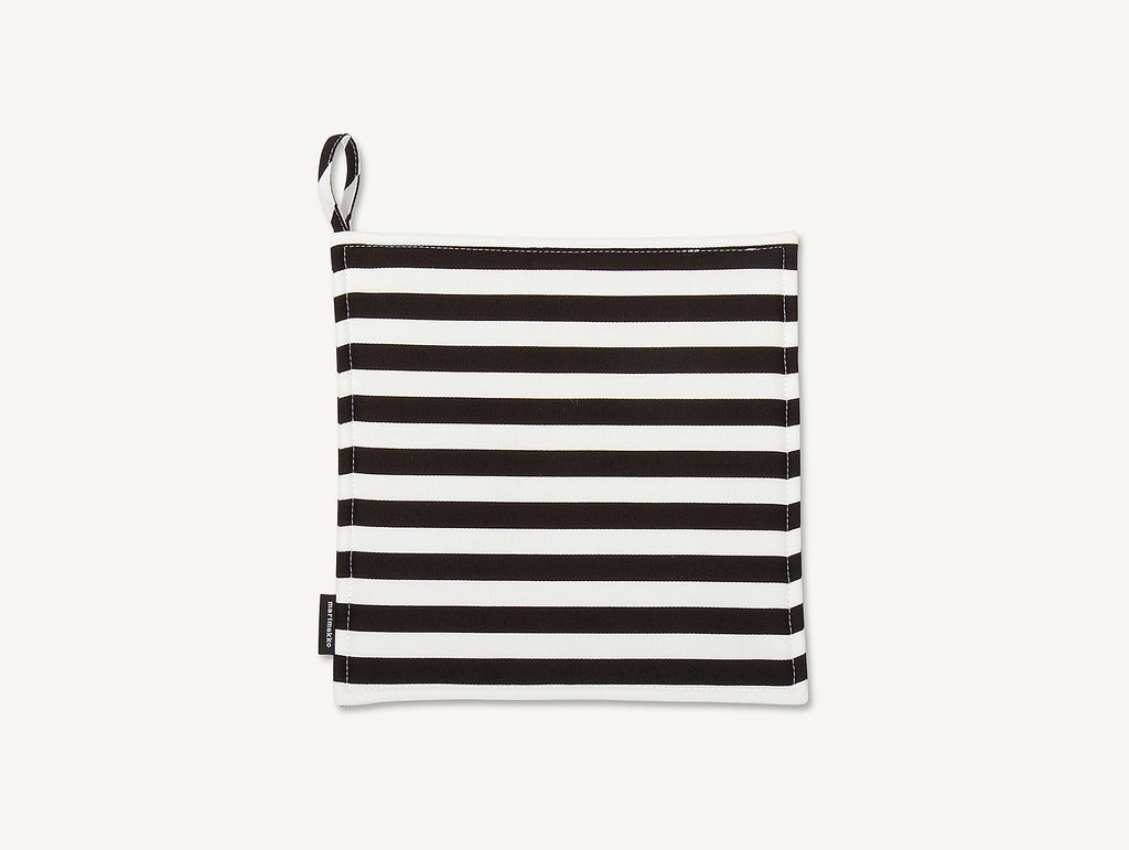 Tasaraita Pot Holder by Marimekko