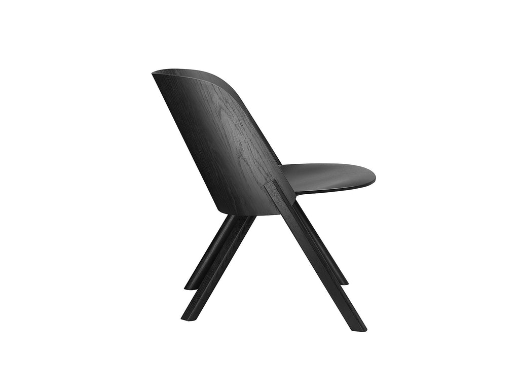 Black That Lounge Chair by e15