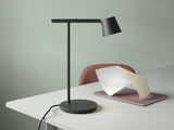 Black Tip Table Lamp by Muuto
