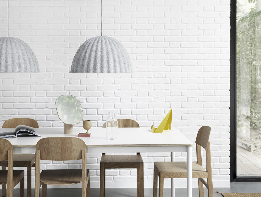 Under The Bell Pendant Lamp By Muuto 183 Really Well Made