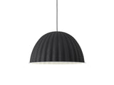Muuto Under the Bell Pendant Light - Black 55 cm
