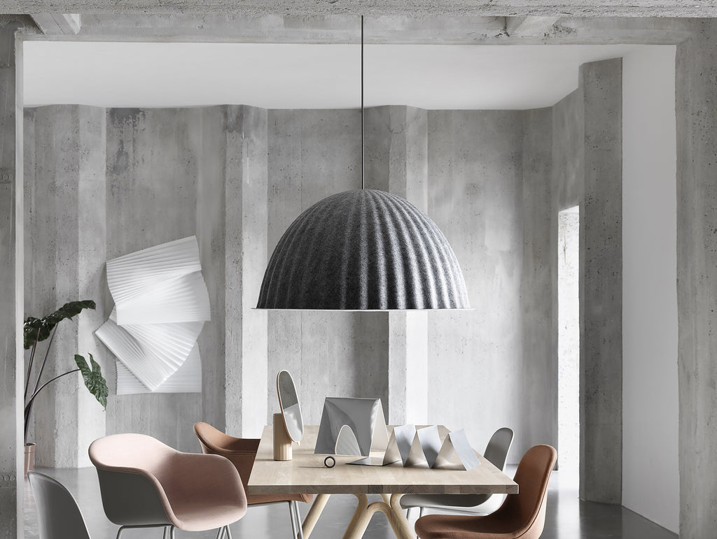 Muuto E27 Hanglamp : Under the bell pendant lamp by muuto · really well made