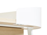 Victor Bureau/Desk by Hartô - Backboard Detail