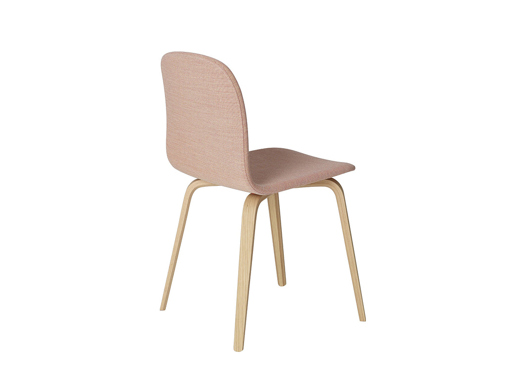 Visu Chair Wood Base Upholstered By Muuto Really Well Made