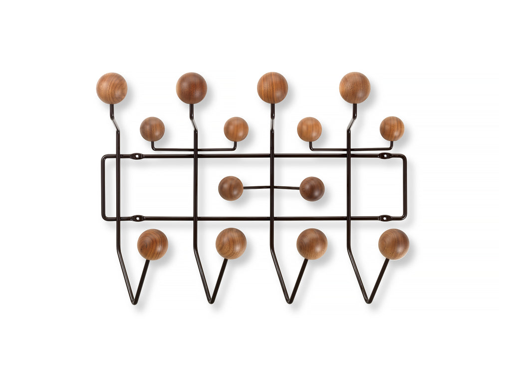 eames hang it all coat rack by vitra really well made. Black Bedroom Furniture Sets. Home Design Ideas