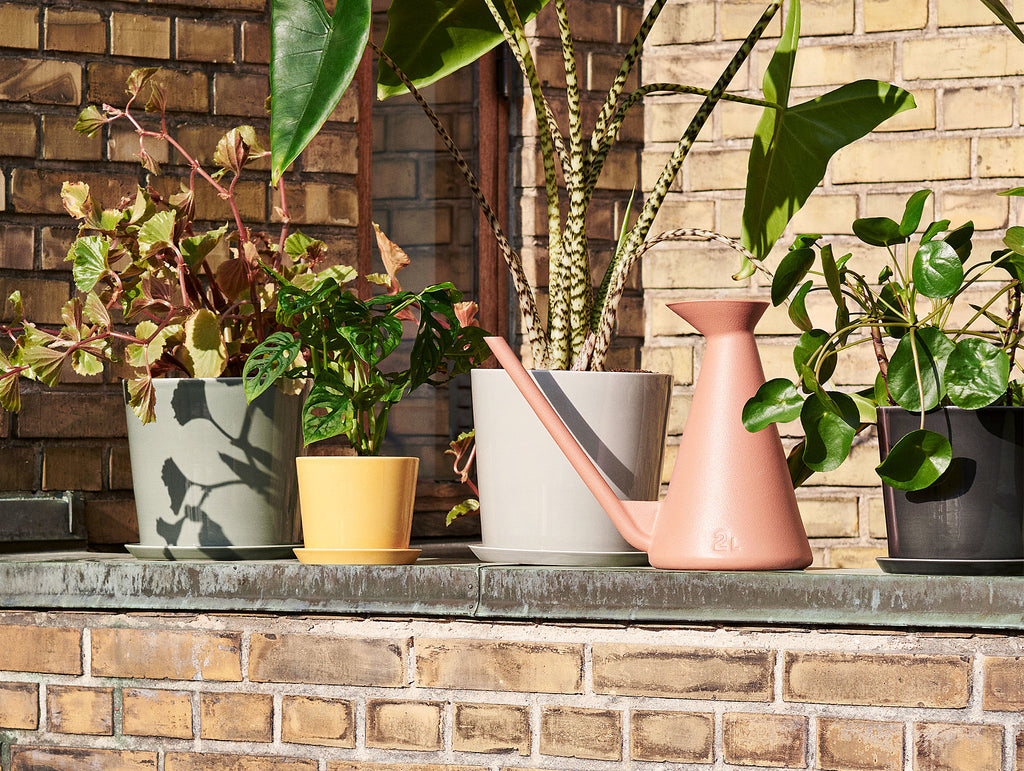 Terracotta Watering Can by HAY