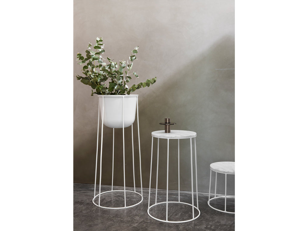 Wire Plant Pot By Menu 183 Really Well Made