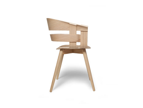 Wick Chair By Design House Stockholm 183 Really Well Made