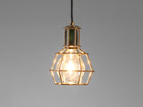 Copper Work Lamp by Design House Stockholm