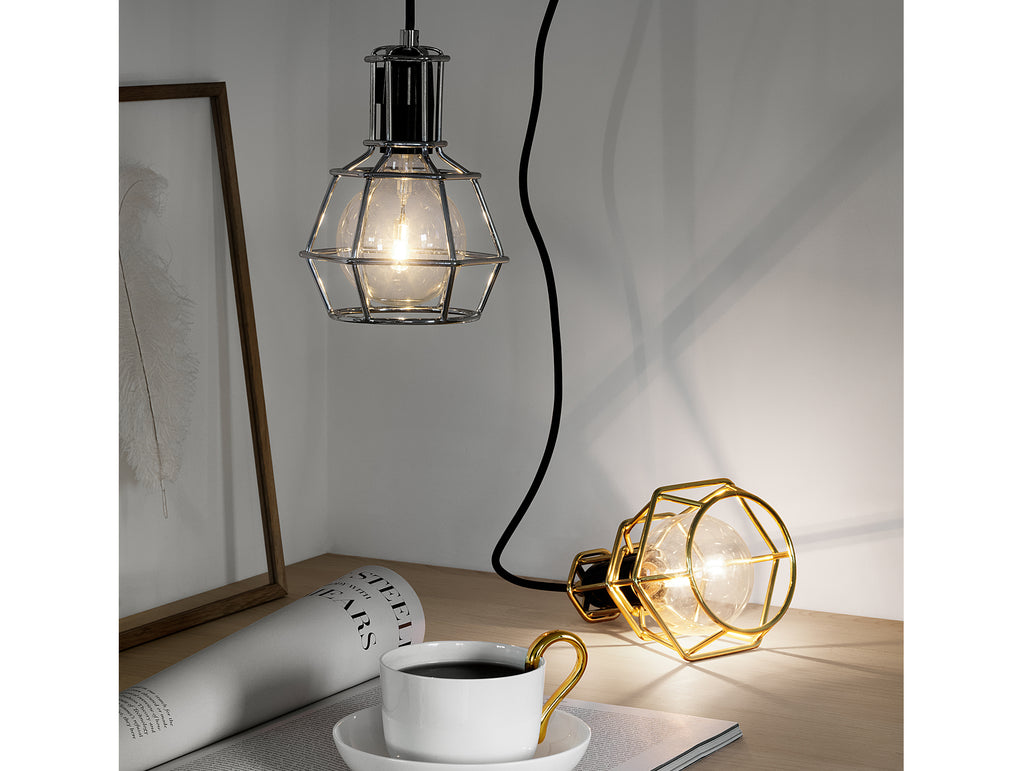 Work lamp by design house stockholm · really well made