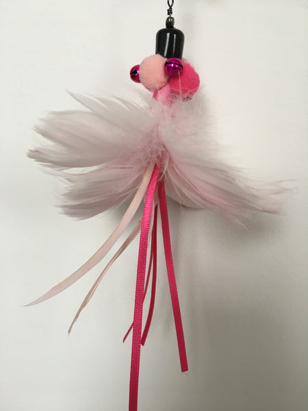 Funky Feather Flower Replacement End