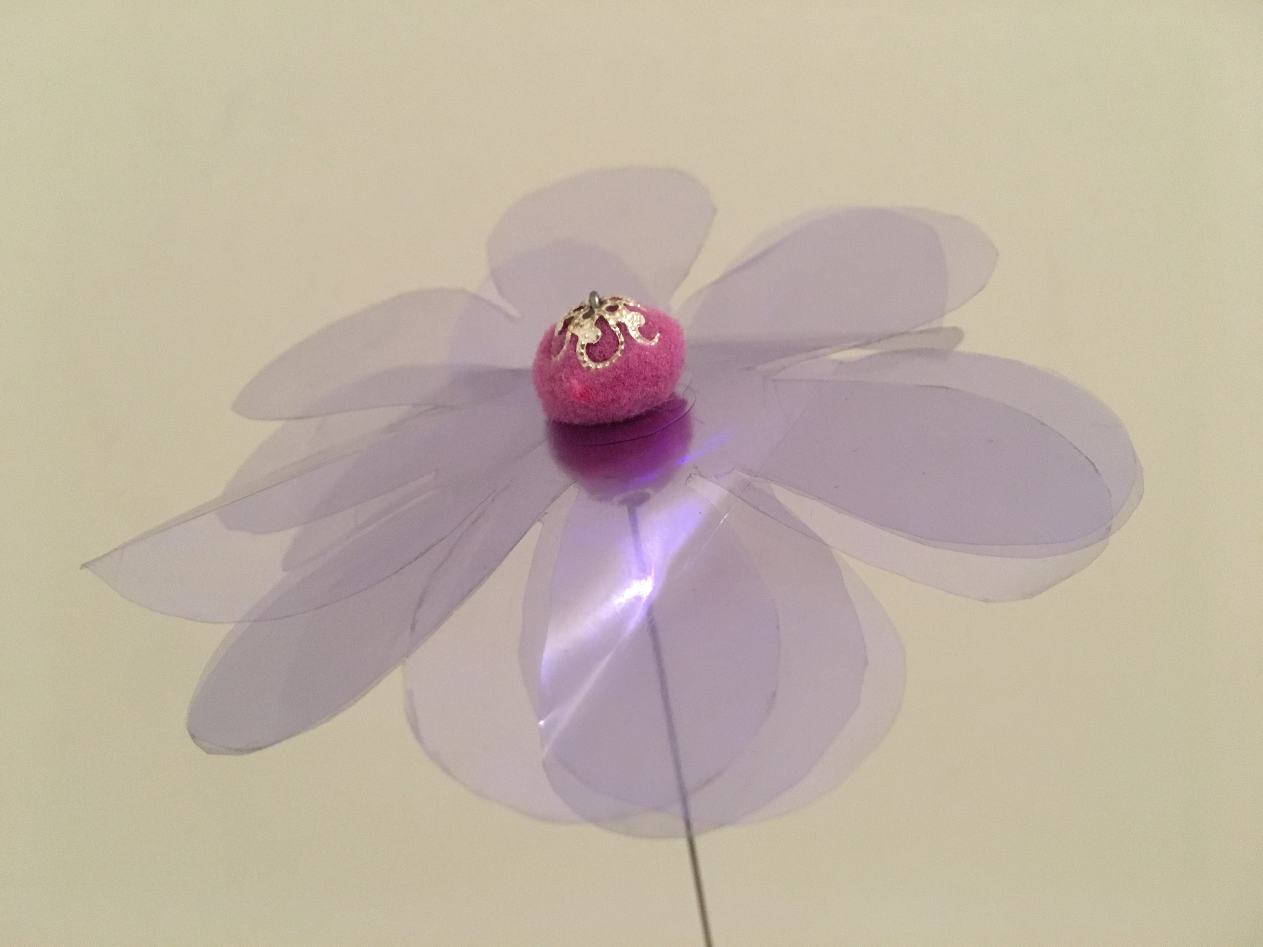 UV Flower Wand