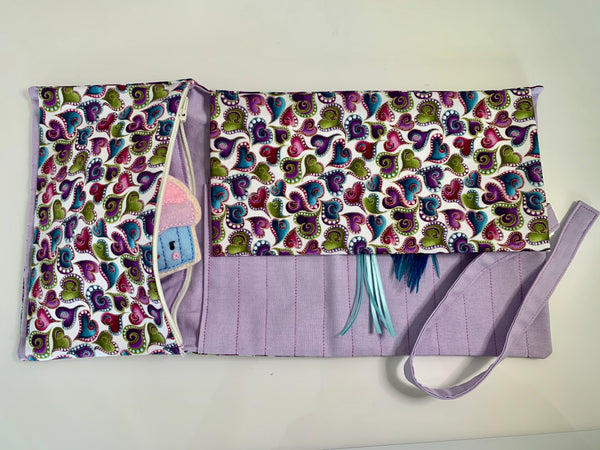 Storage Bag With Customised Fabric Option