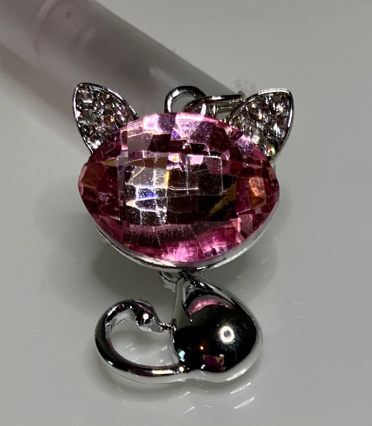 Cat Charm Gel Pen