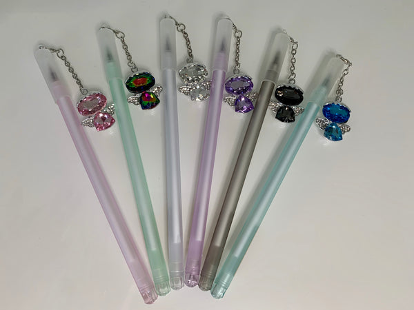 Angel Charm Gel Pens