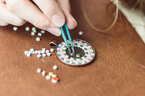 Mosaics Workshop at The Studio, West Harling - Wednesday 27 May 2020 (1pm - 3pm)