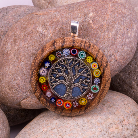 Tree of Life Pendant (#1247)