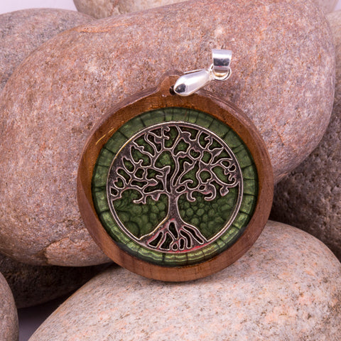 Tree of Life Pendant (#1249)