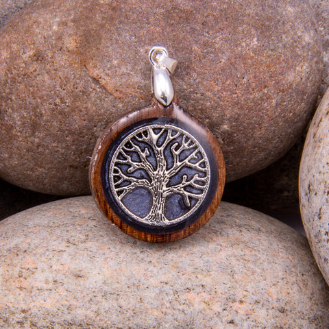 Tree of Life Pendant (#1172)