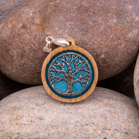 Tree of Life Pendant (#1173)
