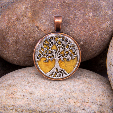 Tree of Life Pendant (#1177)