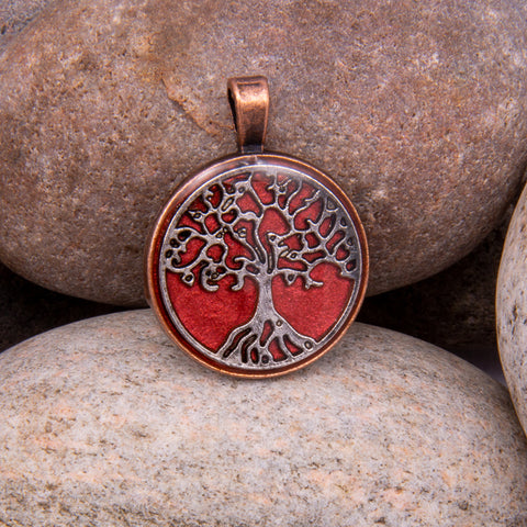 Tree of Life Pendant (#1199)
