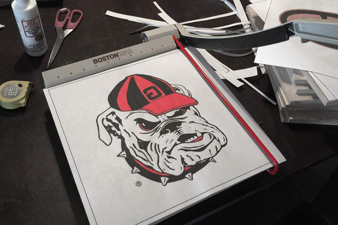 Top 10 University of Georgia Bulldogs DIY Projects
