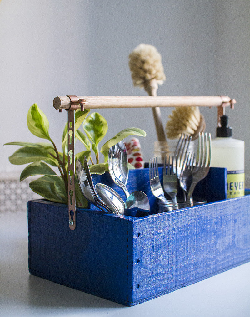 Stencil Stop - Father's Day DIY Gifts Utensil/Tools Organizer