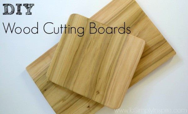 Stencil Stop - Father's Day DIY Gifts Wood Cutting Boards