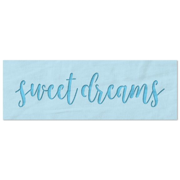 Sweet Dreams Stencil