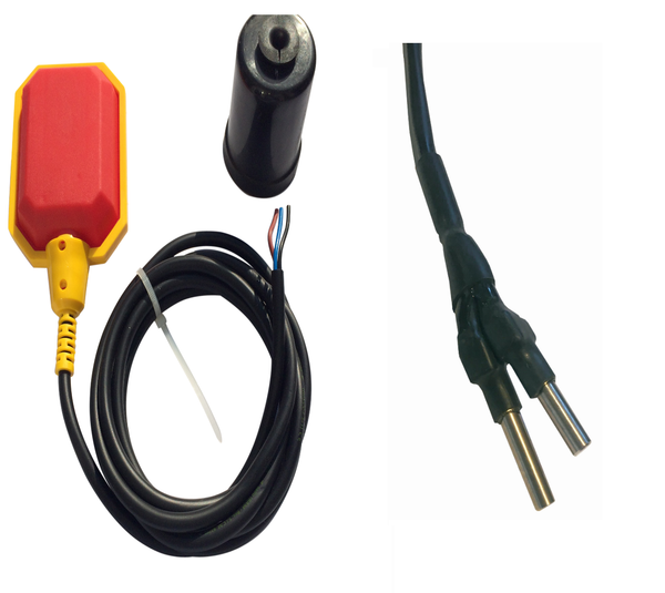 Use Case for Float Switch Vs. Conductivity Probes