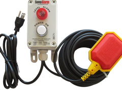 "Sump Alarm ""2L"" Low Level Tank Alarm with Power Indicator - Sump Alarm"