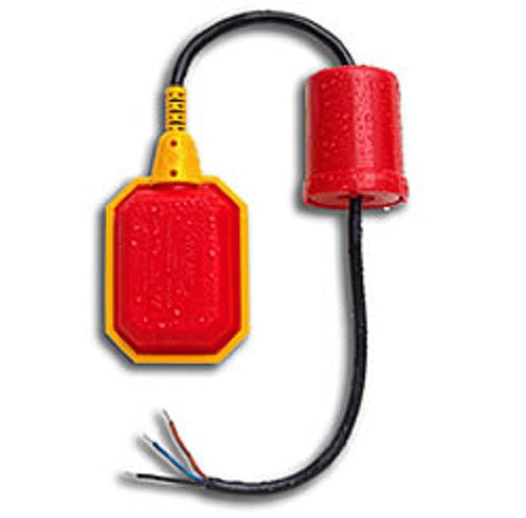 2359 Wire Lead Float Switches for Sump Pumps, Septic Tanks, Water Tanks, Sump Alarm, Inc. - 1