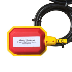 Sump Watch Tank Alarm & Pump Monitor - Sump Alarm
