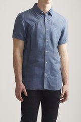 JackThreads | Woolf Jasper Chambray Shirt