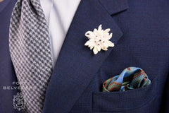 The Gentleman's Gazette | How to Fold a Pocket Square