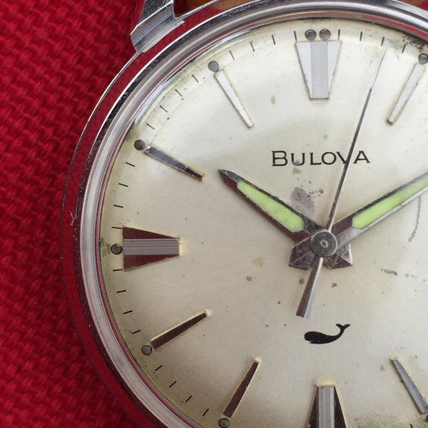 Bulova Sea King with Date