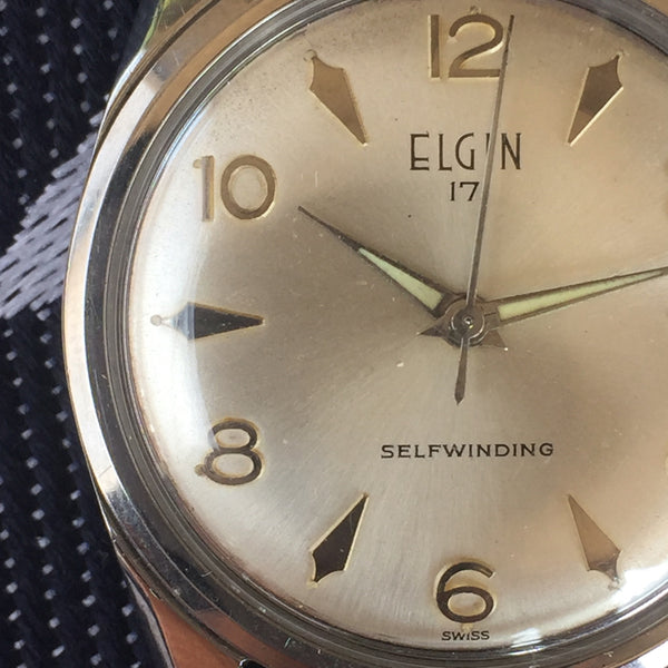 Elgin 17 Jewel Automatic