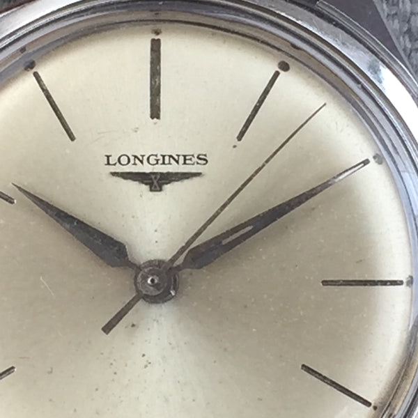 Longines Cal. 280 Stainless Steel
