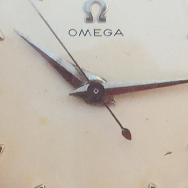 Omega cal. 285 Manual Wind Signed Crown