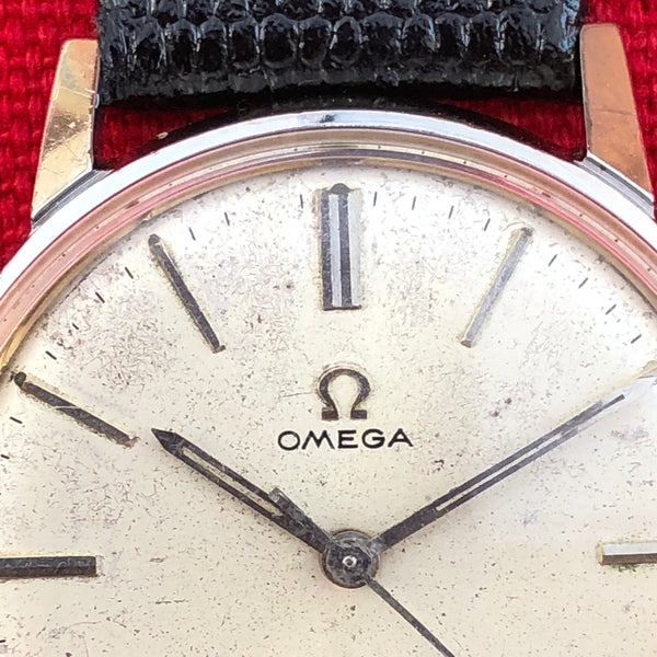 Omega Seamaster 600 Cal. 600 Manual Wind