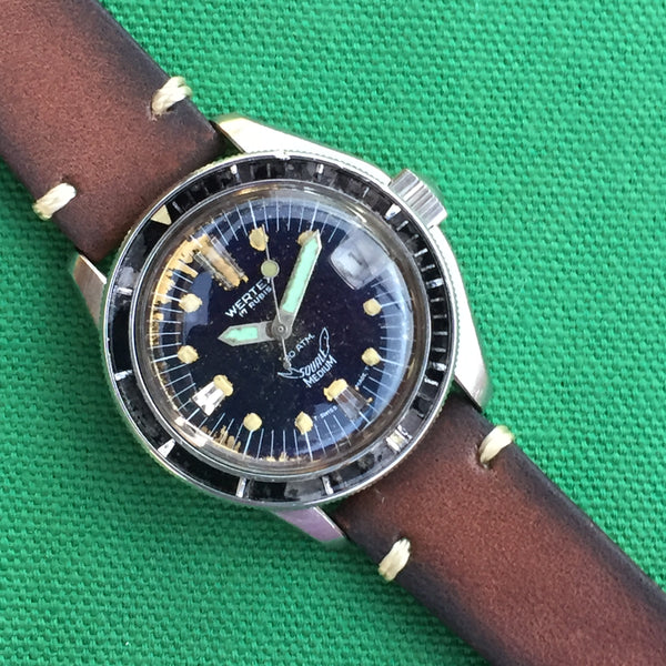 Wertex Squale Diver with Date
