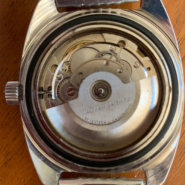 Waltham Diver B-339 with Date