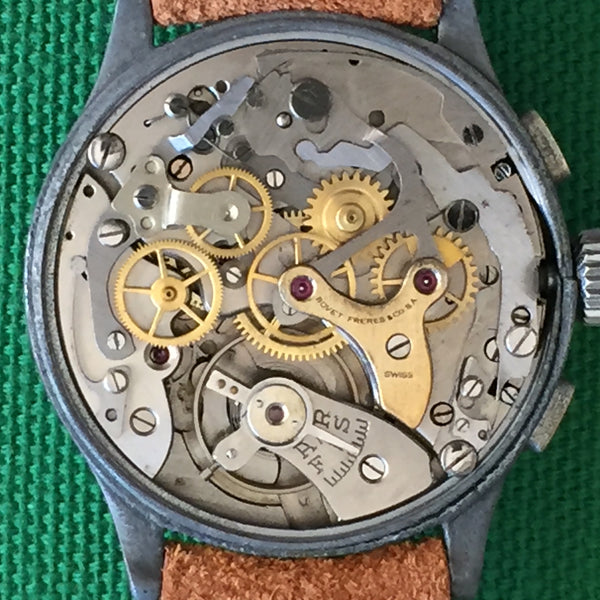 Bovet Chrono Crown Reset