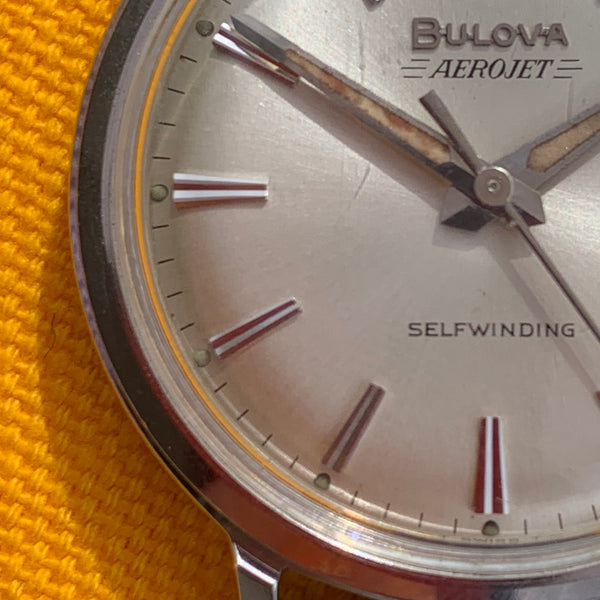 Bulova AeroJet with Date Automatic