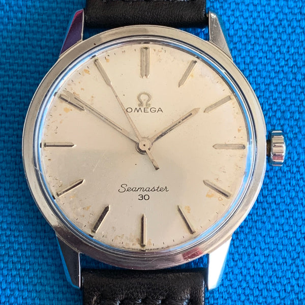 Omega Seamaster 30 Cal. 286 Manual Wind