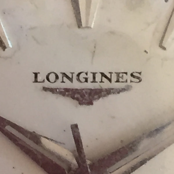 Longines Cal. 23ZS Manual Wind Stainless Steel