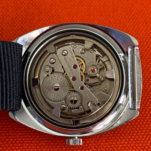 Waltham Diver Grey Dial with Date