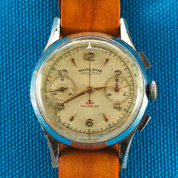 White Star Chronograph